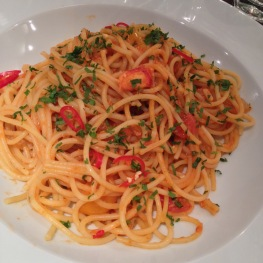 Carluccio's - Lobster Spaghetti