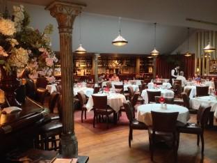 Main dining hall