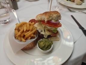 Finest Quality Irish Beef Burger