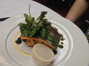 Fillet of Seatrout (Early Bird)