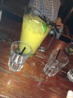 Zombie cocktail pitcher