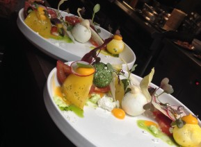 Goats Cheese Salads