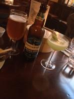 Dungarvan Irish Pale Ale & Mjunka Martini cocktail
