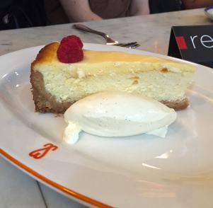 Super Miss Sue - Lemon Cheesecake