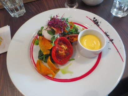 Sweet Potato & Butternut Squash Rosti