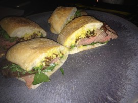 John Stone Steak Sandwich