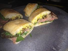 John Stone Steak Sandwich