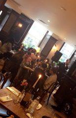 Cookie FM Nirina Oscars Bar Kitchen Dublin