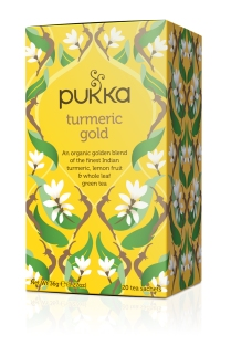 Turmeric Gold Tea €3.50