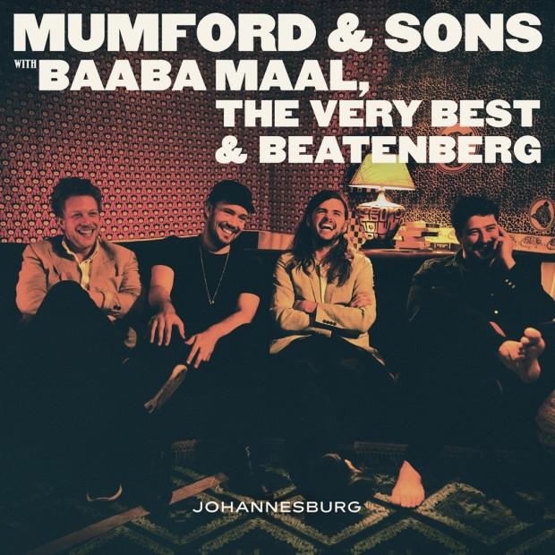 Mumford & Sons Johannesburg
