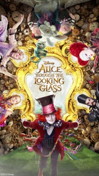 Alice Through the Looking Glass - 7/10