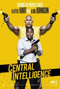 Central Intelligence - 7/10
