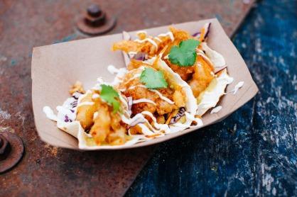 Prawn Tacos (Photo: Fish Bar)