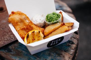 Fish and Chips (Photo: Fish Bar)