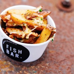 Mexican Spiced Fries (Photo: Fish Bar)