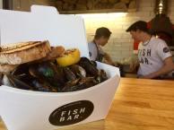 Mussels (Photo: Fish Bar)