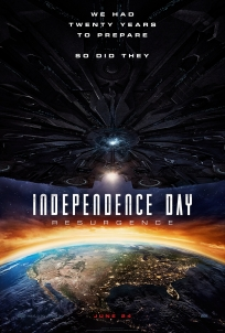 Independence Day: Resurgence - 6/10