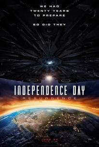 Independence Day: Resurgence - 6/10