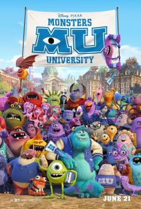 Monsters University - 6/10