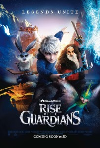 Rise of the Guardians - 7/10
