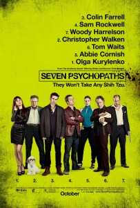 Seven Psychopaths - 8/10