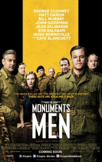 The Monuments Men - 8/10