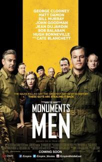The Monuments Men - 8/10
