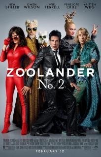Zoolander 2 - 3/10