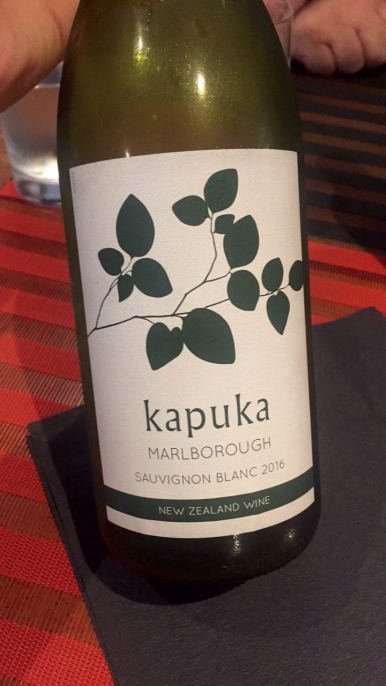 Kapuka Marlborough Sauvignon Blanc