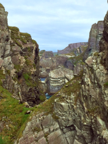 Views from Mizen Head Footbridge