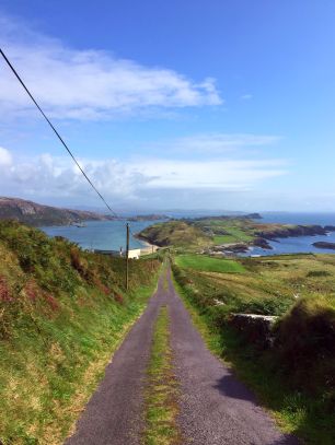 Road from Brow Head