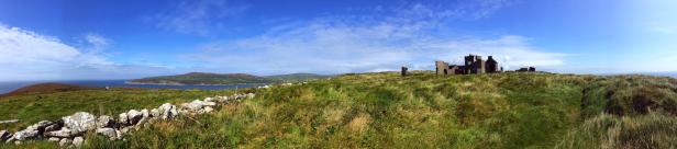 Views of Brow Head