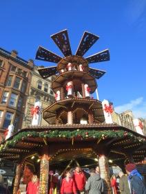 Nirina Plunkett Cookie FM Glasgow Christmas