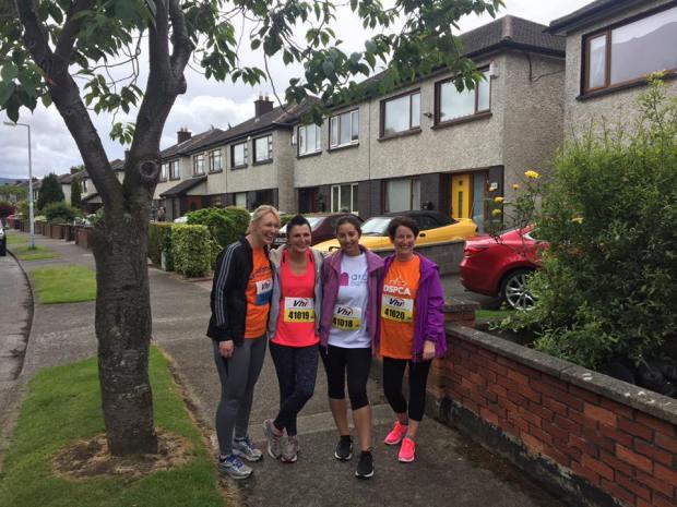 Nirina Plunkett Cookie FM Vhi Mini Marathon 2017-1