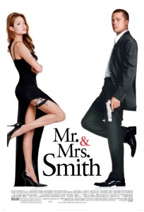 Mr. & Mrs. Smith - 9/10