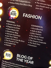 Nirina Plunkett Killer Fashion Best Fashion Blog Awards