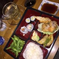 Lunch Bento at J-2 Kitchen