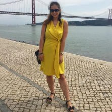 Nirina Plunkett Cookie FM Lisbon Portugal