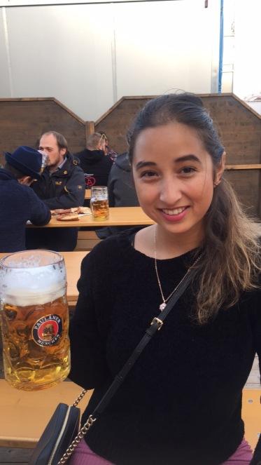 Nirina Plunkett Cookie FM Oktoberfest Munich