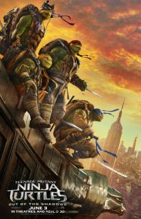 Teenage Mutant Ninja Turtles: Out of the Shadows - 7/10