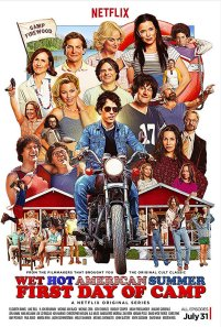 Wet Hot American Summer: First Day of Camp - 6/10