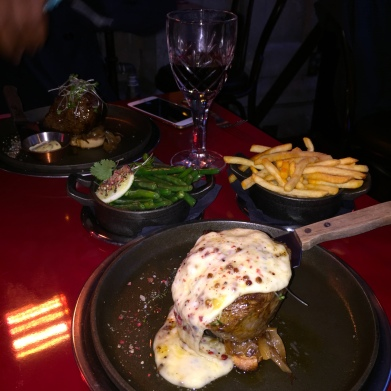 Cookie FM Nirina Boeuf Steak Review
