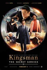 Kingsman: The Secret Service - 10/10