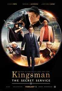 Kingsman: The Secret Service - 10/10