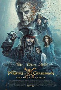 Pirates of the Caribbean: Dead Men Tell No Tales - 7/10