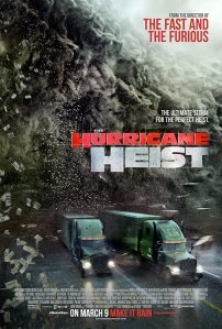 The Hurricane Heist - 4/10