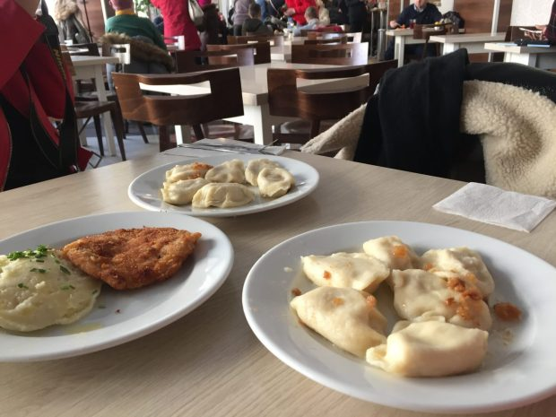 Cookie FM Nirina Warsaw Food Holiday Diary