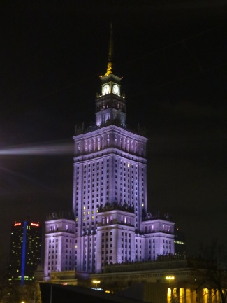 Cookie FM Nirina Warsaw Holiday Diary 4