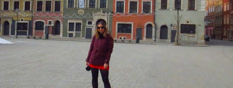 Cookie FM Nirina Warsaw Holiday Diary OLD TOWN