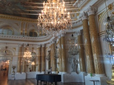 Cookie FM Nirina Warsaw Holiday Diary ROYAL CASTLE 1